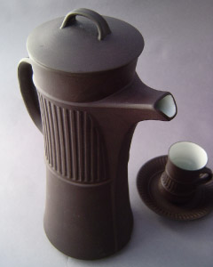 Dansk coffee set :  home coffee pots dining ceramic